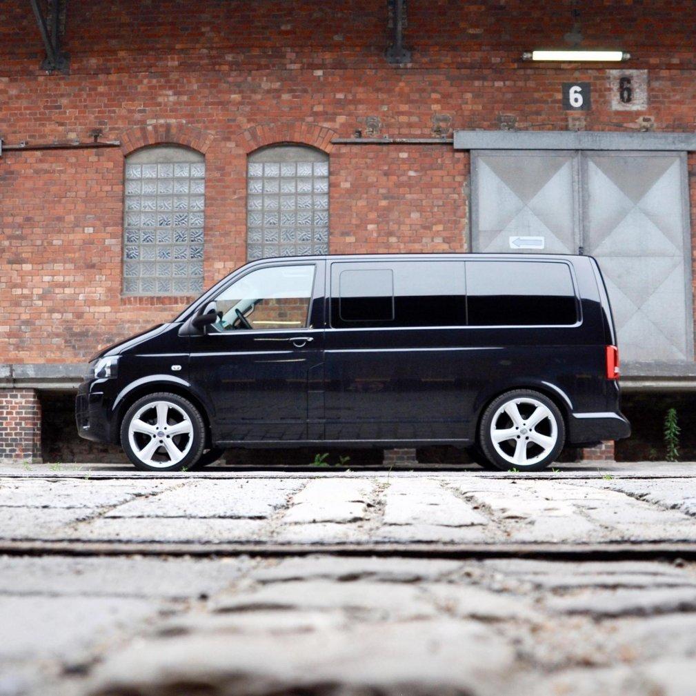 Volkswagen - T5 Multivan EZ 12/2014